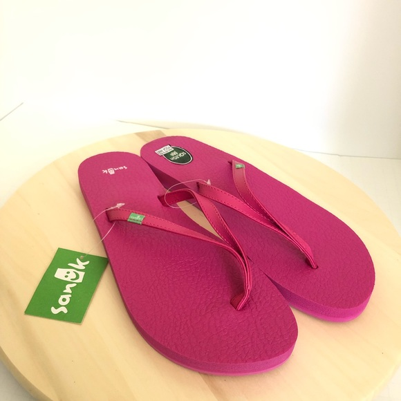 Sanuk Shoes - Sanuk Yoga Spree 4 Spectrum Flip Flops